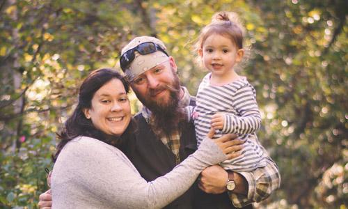 Peterson Family Photo